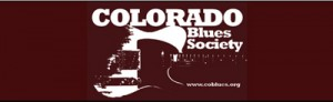 Colorado Blues Society logo