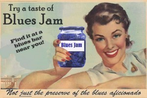 Blues Jam Jelly