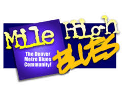 Mile High Blues | the Denver Metro Blues Community logo