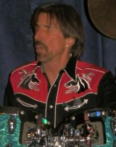 Billy Hoke, drums