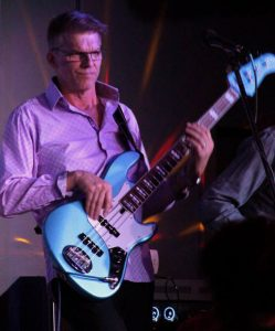 Loren Phillips, bass