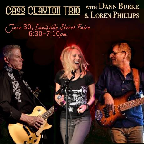 Cass Clayton Trio