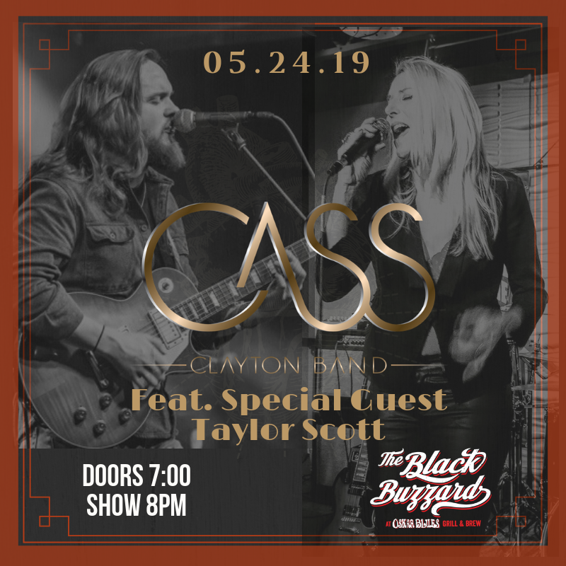 Black Buzzard w/ Special Guest Taylor Scott | Denver