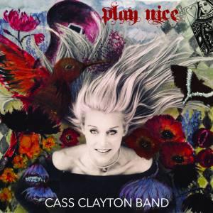 ALBUM COVER - Cass Clayton Band-