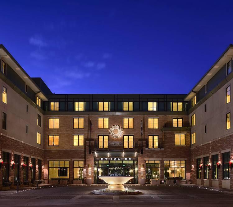 St. Julien Hotel | Boulder